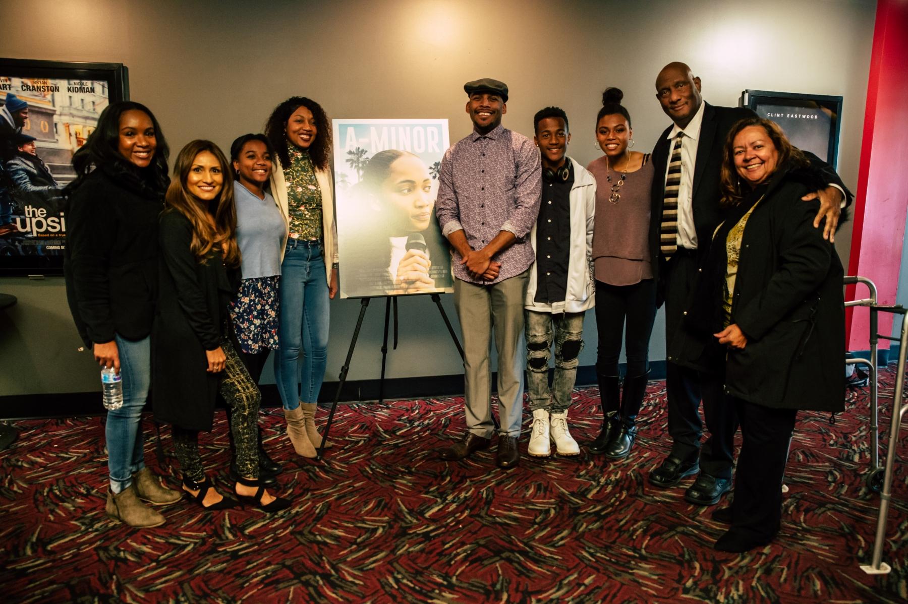 'A-Minor' Screening: Chicago